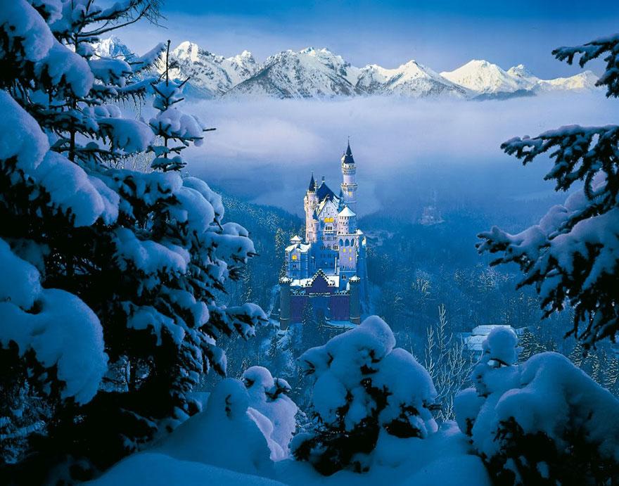 1-bela-adormecida-Castelo-Neuschwanstein-Alemanha2