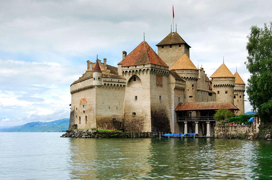 a-pequena-sereia-chateau-de-chillon-suiça2